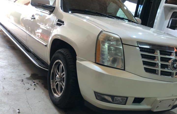 2007 Cadillac Escalade Limo (SOLD) full