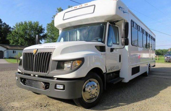 2014 International Limo Bus (SOLD) full