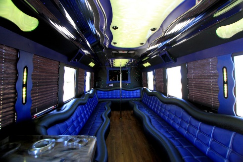 2011 F-550 Limo Bus (Sold) full