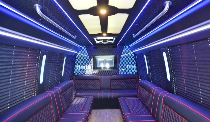 2019 E-350 Limo Bus full