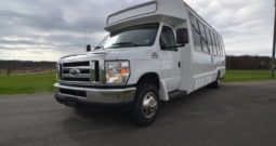 2011 Ford E-450 Limo Bus (SOLD)