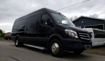 2014 Mercedes Benz Sprinter 3500 (SOLD) full