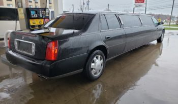 2002 Cadillac Deville 130″ full