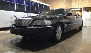 2007 Lincoln Town car full