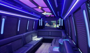 2019 Global E-450 Limo Bus full