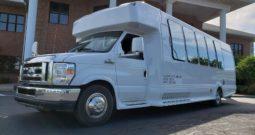 2008 E-450 Limo Bus