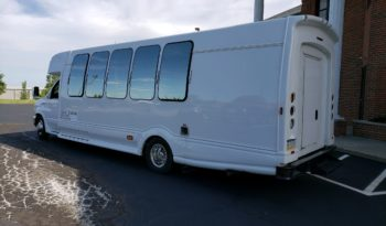 2008 E-450 Limo Bus full