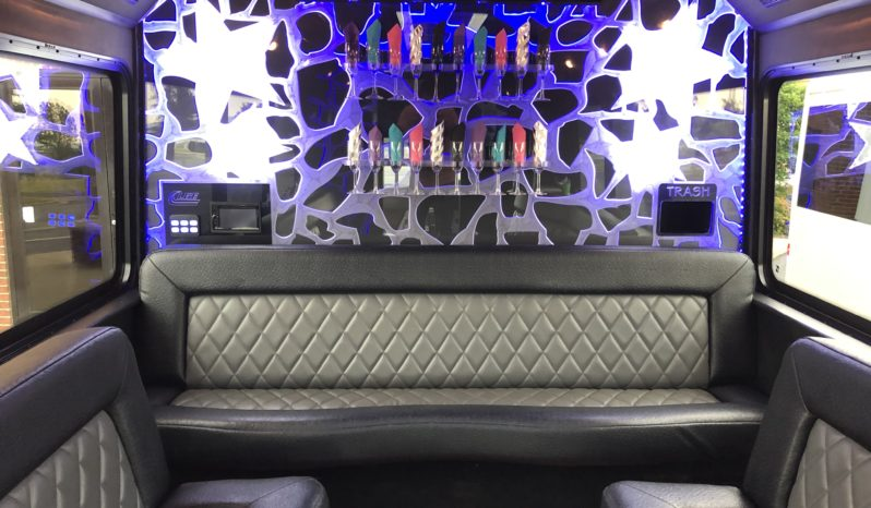 2014 E-450 LGE 18 pax Limo Bus (SOLD) full