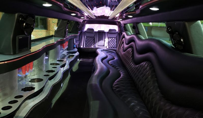 2014 Chrysler 300 Limo full