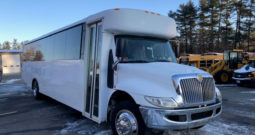 2012 Champion International Harvester/Navistar Shuttle Bus