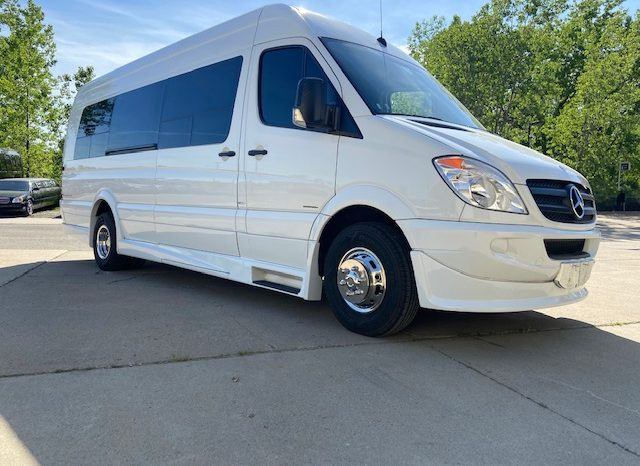 2012 Mercedes Sprinter Luxury Coach by Krystal 12 Pax Only 31K miles! full