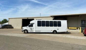 2014 Limo Bus Ford E450 Turtle Top 20 Passenger full