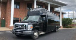 Global Motor Coach Present this 2014 Ford E450 Limo Bus