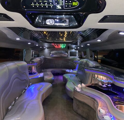 Global Motor Coach Present this 2004 Stretch Hummer H2 full