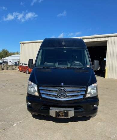 Global Motor Coach Presents this 2014 Mercedes Sprinter by Royal full