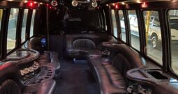 Global Motor Coach Presents this 2007 Krystal Ford F550 Limo Bus
