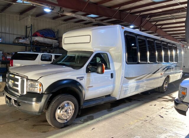 Global Motor Coach Presents this 2007 Krystal Ford F550 Limo Bus full
