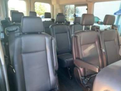 Global Motor Coach presents this 2019 14 passenger Ford Transit full