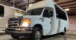 2016 Global Motor Coach Ford E350  Coach with only 3K miles