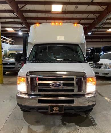 2016 Global Motor Coach Ford E350  Coach with only 3K miles full