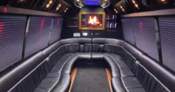 2012 Global Motor Coach Ford E450 Limo Bus