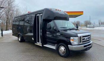 2012 Global Motor Coach Ford E450 Limo Bus full