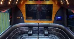Global Motor Coach Presents this 2012  Freightliner Limo Party Bus