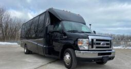 Global Motor Coach presents this 2019 Gretch Ford E450 Luxury Coach Shuttle Bus