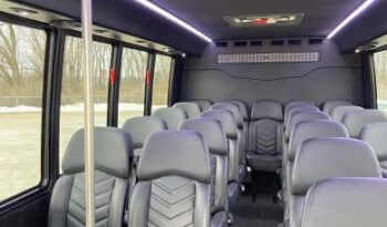 Global Motor Coach presents this 2019 Gretch Ford E450 Luxury Coach Shuttle Bus full
