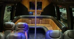 Global Motor Coach presents this 2010 Ford E450 Limo Bus 14 Pax only 11k miles